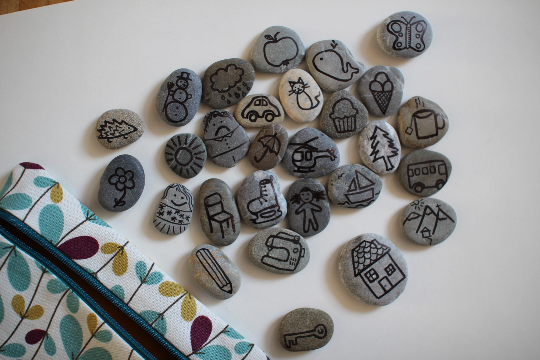 story stones. Black Bedroom Furniture Sets. Home Design Ideas