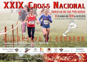 Inscripción al XXIX Cross Nacional Comarca de Los Pedroches