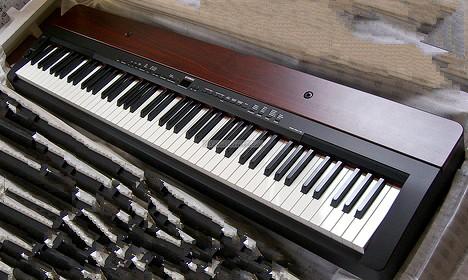 Az piano reviews review yamaha p155 kawai ep3 roland for Yamaha cp5 price