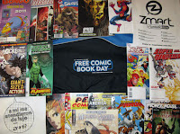 Free Comic Book Day en Zmart