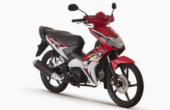 Honda Wave Dash 110 Victory Red