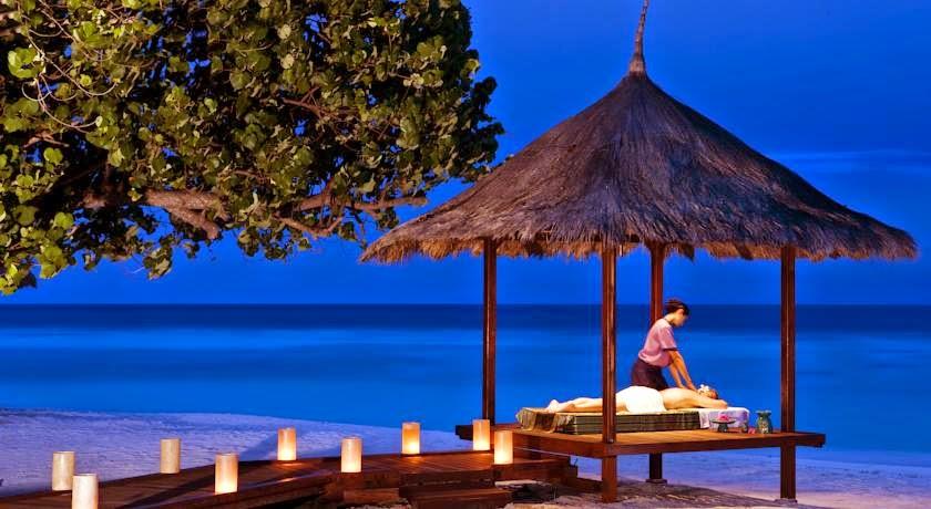 Banyan Tree Vabbinfaru Maldives