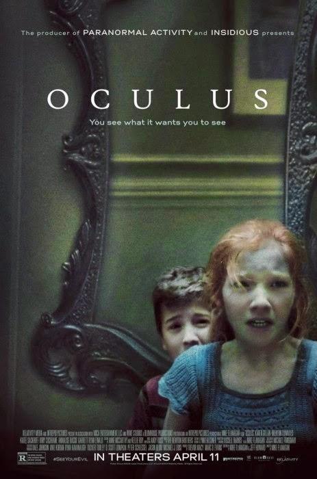 Oculus Film Poster
