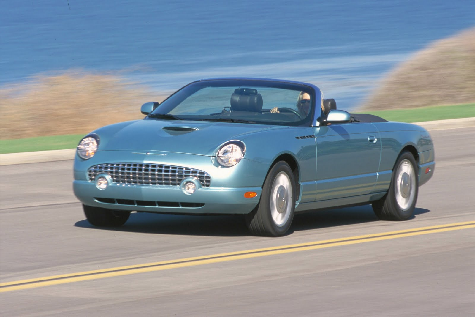 2002 ford thunderbird related infomation specifications. Cars Review. Best American Auto & Cars Review