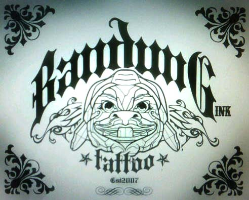 Bandung ink Tattoo