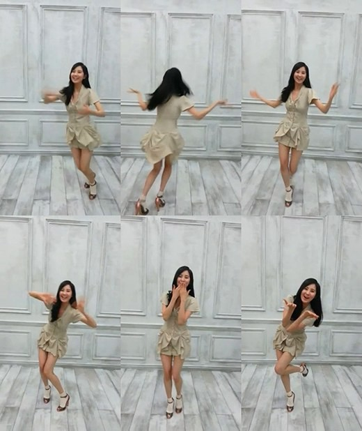 Seohyun dances for Ock Ju Hyun