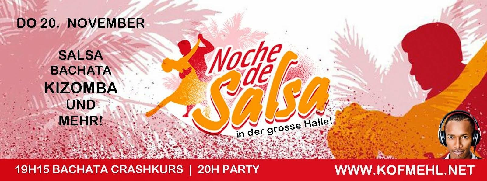 NOCHE DE SALSA - KOFMEHL