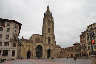Catedral de Oviedo. Blog Esteban Capdevila