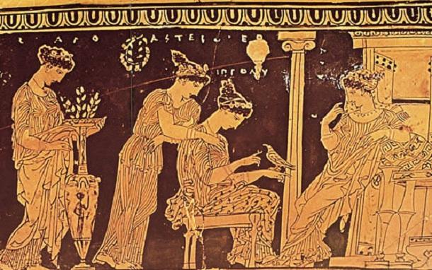 Matrimonio En Griego Biblia : Las huellas de la historia los ritos paso en