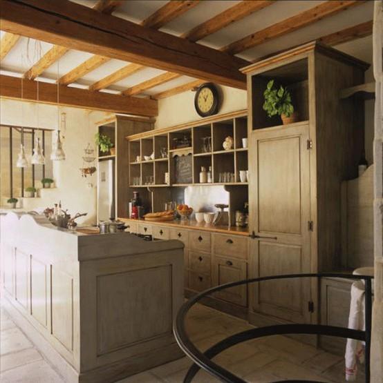 Empty Kitchen Cupboard: Preppy Empty Nester F