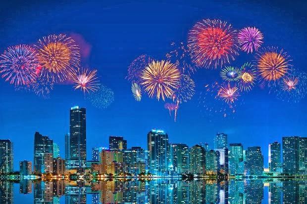 Ano Novo Reveillon Miami