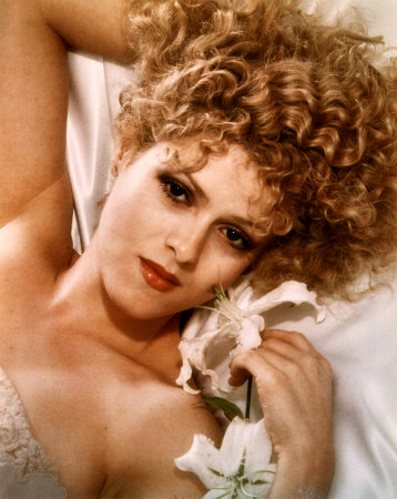 Young Bernadette Peters