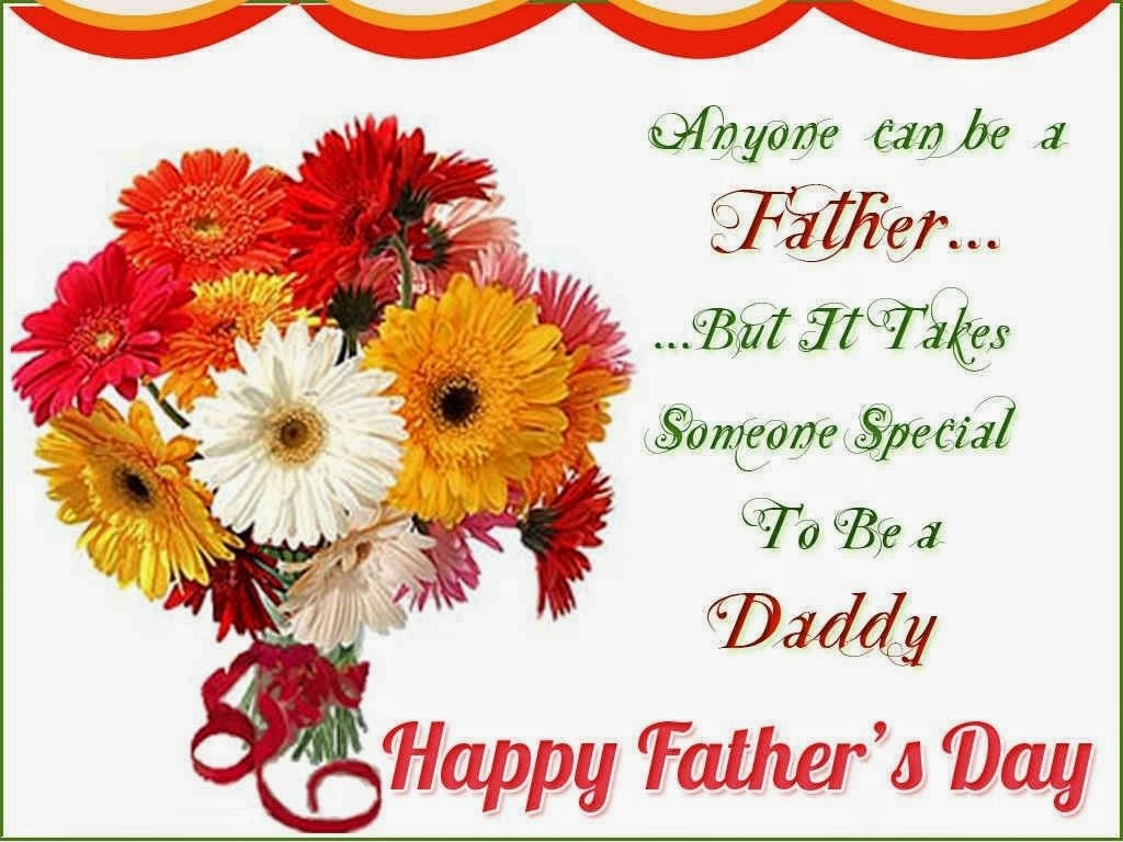 Happy father's day hd nice quote wallpaper photo