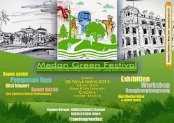 Medan Green Festival 2013 – Bumi Perkemahan Cadika Johor