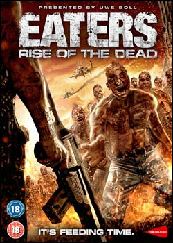 Download Filme Filme Eaters Rise Of The Dead DVDRip RMVB Legendado