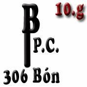 Ejemplo 10.g: Puesto de mando del 306º Batallón