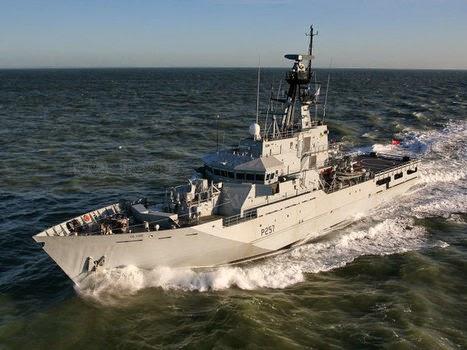 TNI AL Beli 2 Kapal Oceanographic dari Prancis