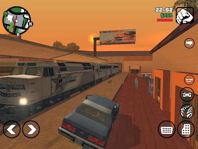 GTA San Andreas Android Game