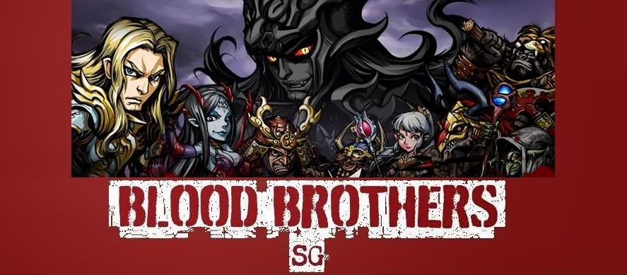 Blood Brothers SG