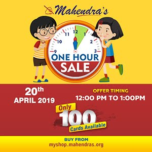 1-Hour Sale!!