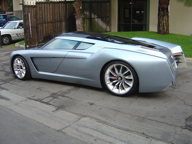 Fab Wheels Digest  F W D    2006 Gm Ecojet Concept