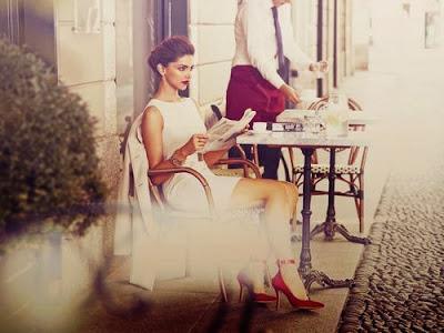 Deepika Padukone turns fashion designer for Van Heusen Limited Edition