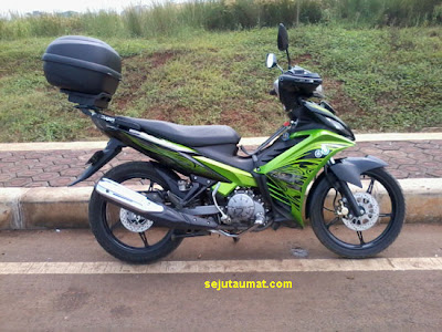 Modif Yamaha Jupiter Mx 2008