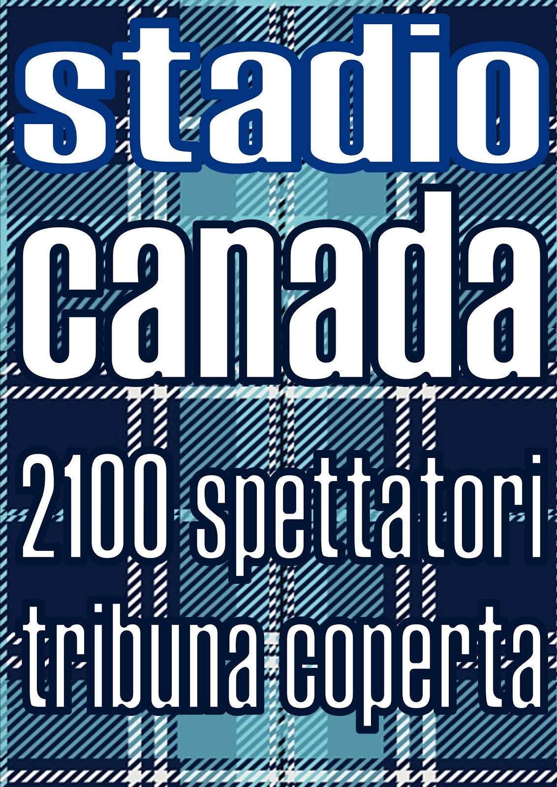 "Stadio Comunale ""Canada"""