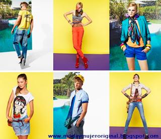moda fashion con mucho colores para los jovenes los teens
