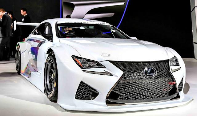 2016 Lexus RC F GT3 Price