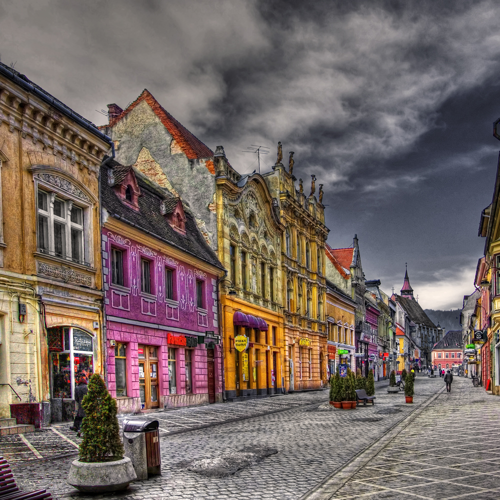 Top Places To Visit Romania: Romania- A Culturally Colorful & Historic Country: Things