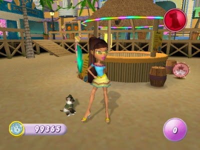 Bratz - Forever Diamondz Ps2 Iso Ntsc Juegos Para PlayStation 2