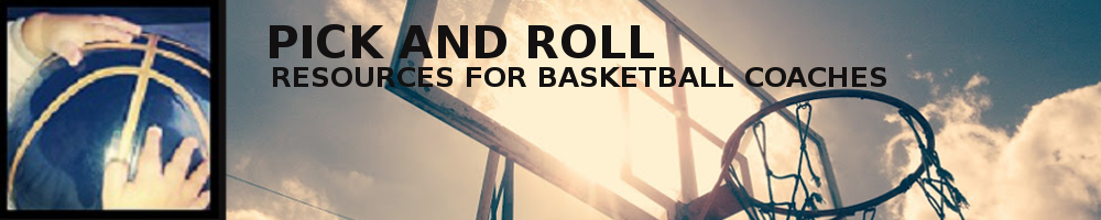 Pick'n'Roll. Resources for basketball coaches.