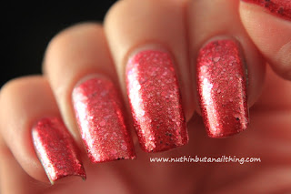 Maybelline Color Show - Brocades Collection - Crushed Crimson