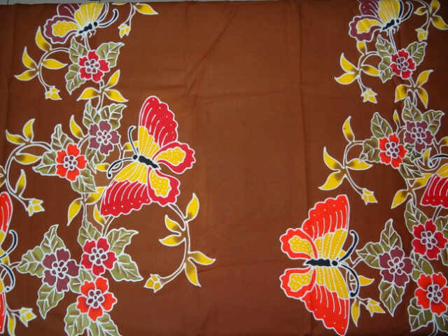 Batik The Heritage of Indonesia
