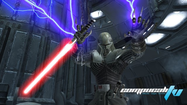 Star Wars The Force Unleashed PC Full Español