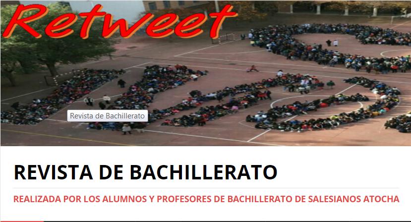 Revista de Bachillerato