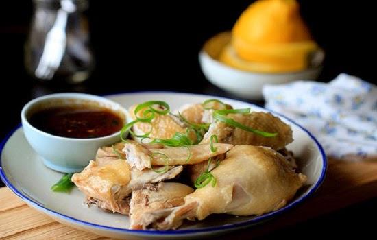 Cách làm món gà hấp kiểu trung quốc cực ngon