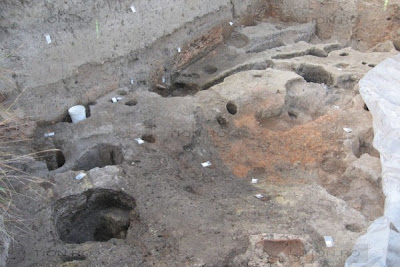 Bronze Age necropolis discovered in Romania