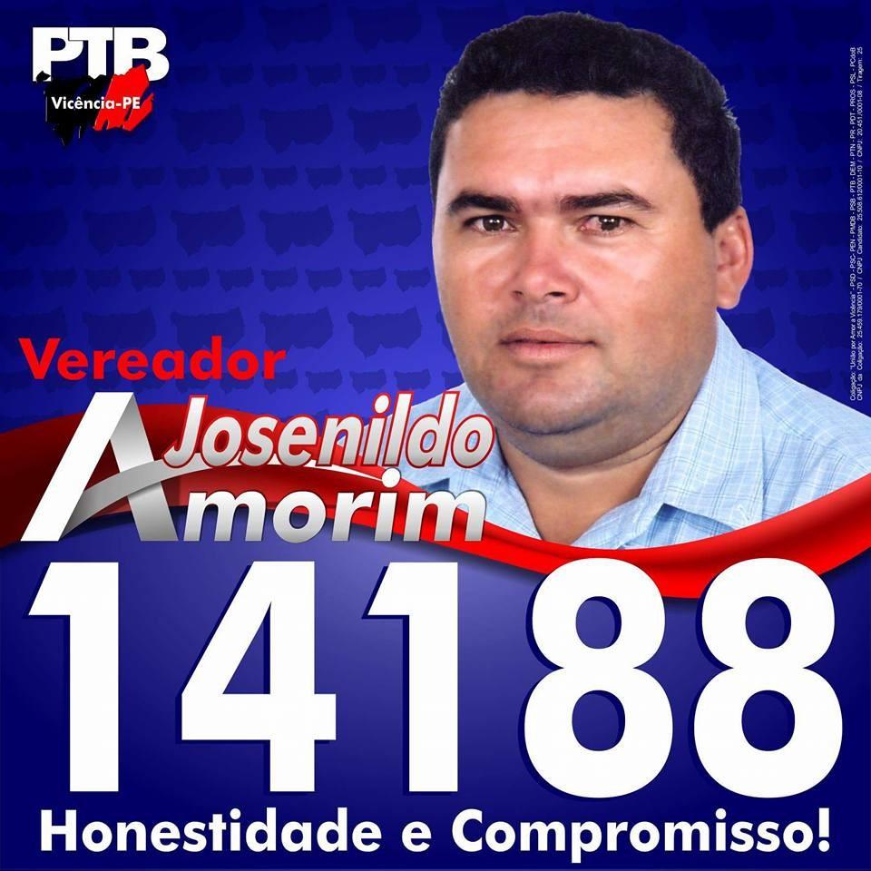 VEREADOR JOSENILDO AMORIM - 14188