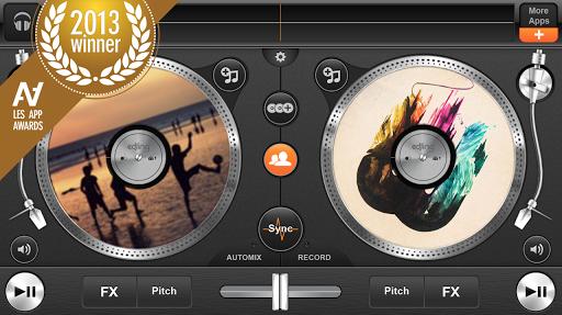 edjing PE - Turntables DJ Mix v1.2.3 Apk Android