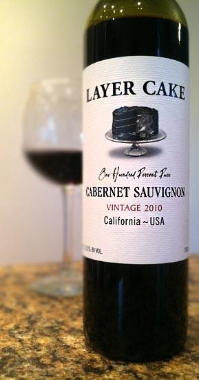 Bob S Brew And Liquor Reviews Layer Cake Cabernet Sauvignon