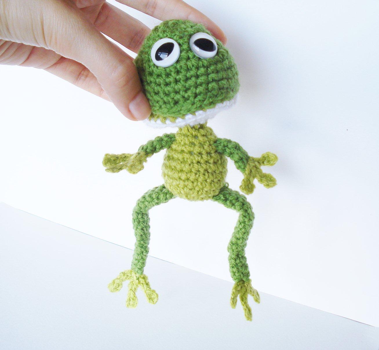 Amigurumi Frog Free Pattern : AllSoCute Amigurumis: Amigurumi Frog Pattern, Crochet Frog ...