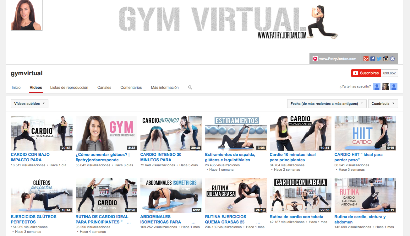 https://www.youtube.com/user/gymvirtual/videos