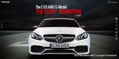Mercedes-Benz E 63 AMG S-Model