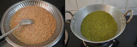 ingredients for ulundu payaru urundai