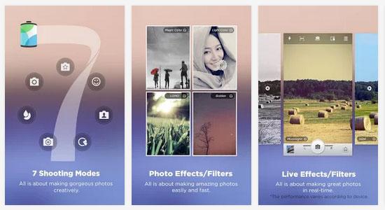 Aplikasi Android Camera360 Ultimate