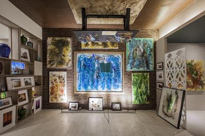 Galeria de Arte - Talita Leandro, Kenny Nogueira