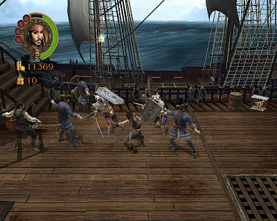 Pirates of the Caribbean: The Legend of Jack Sparrow PC Game (2)