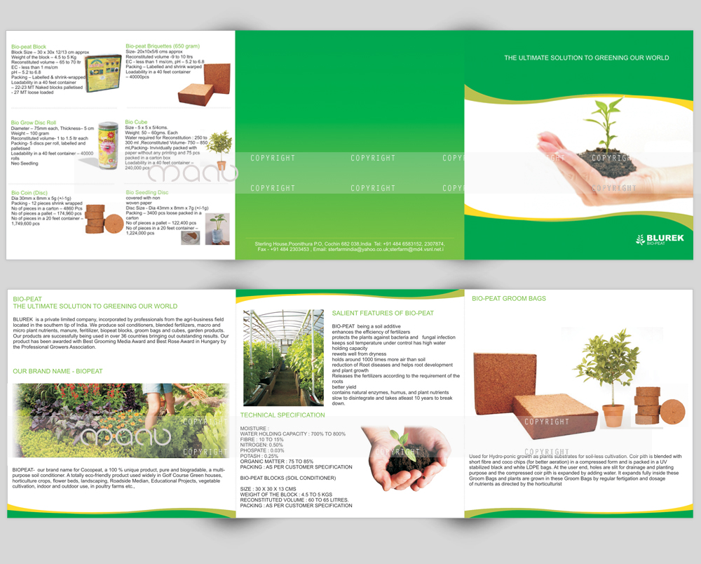 Contoh gambar brochure joy studio design gallery best for Brochure product design
